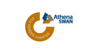 Logo for the Athena Swan Charter