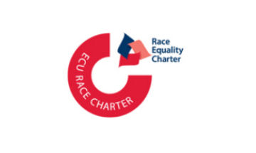 Logo for the Equality and Race Charter